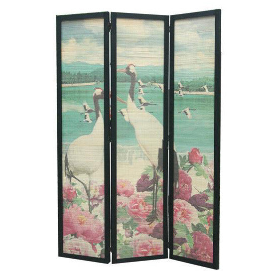 Wood Screen/ Room Divider Screens / Item# T-03A7