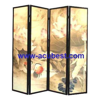 Wood Screen/ Room Divider Screens / Item# T-04A10