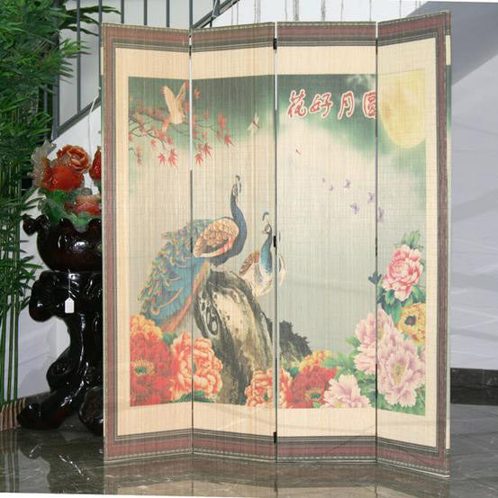 Bamboo screen/ Room Divider Screens / Item# T-04A17