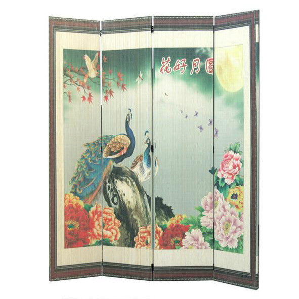 Wood Screen/ Room Divider Screens / Item# T-04A17