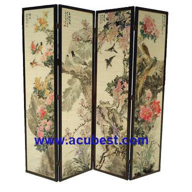 Wood Screen/ Room Divider Screens / Item# T-04A8