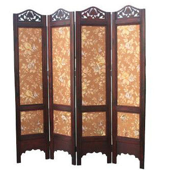Wood Screen/Room Screens/ Folding Screen Item#T-04B7