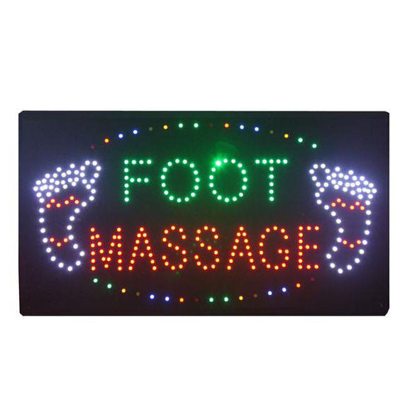 FOOT MASSAGE SIGN/ U-56