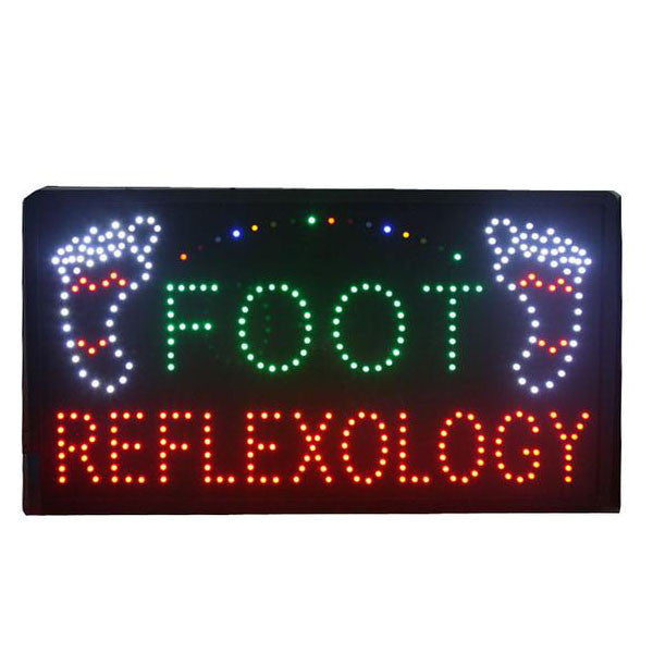 LED MASSAGE SIGN/ U-57 - Acubest