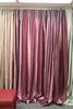 Partition Curtain with Track / Item #X-18A1