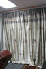 Partition Curtain With Track / Item #X-18A3