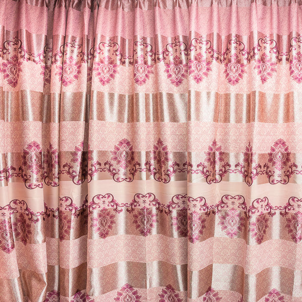 Partition Curtain With Track / Item #X-18A2