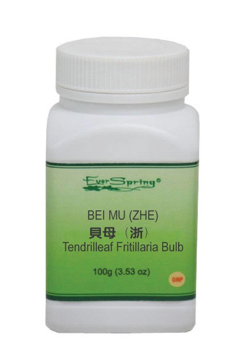 Y020 Bei Mu (Zhe) / Tendrilleaf Fritillaria Bulb / 5:1 Concentrated Herb Powder