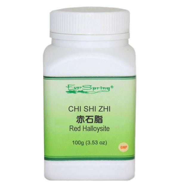 Ever Spring Chi Shi Zhi 5:1 Concentrated Herb Powder / Red Halloysite / Y037