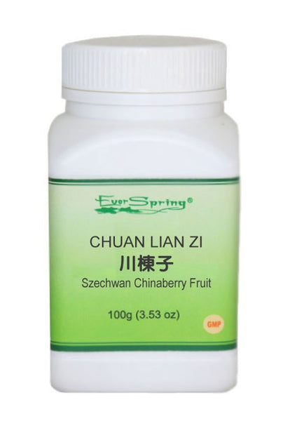 Ever Spring Chuan Lian Zi 5:1 Concentrated Herb Powder / Szechuan Chinaberry Fruit / Y038