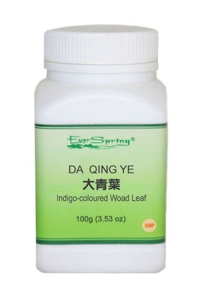 Ever Spring Da Qing Ye 5:1 Concentrated Herb Powder / Indigo-Coloured Woad Leaf / Y046