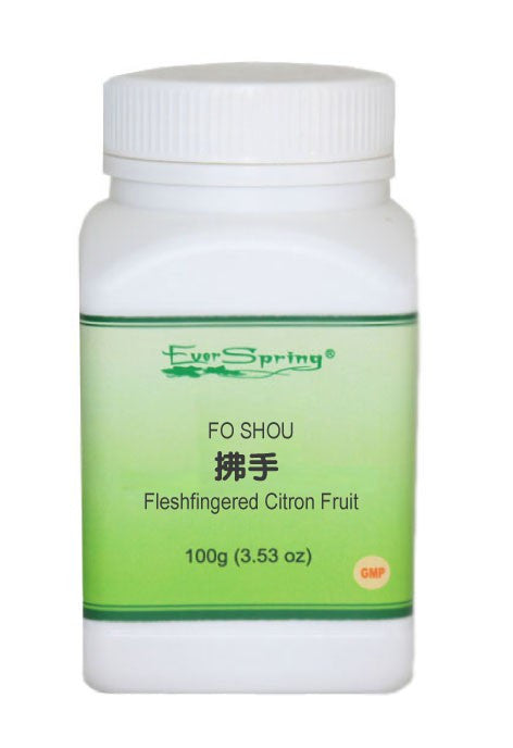 Ever Spring Fo Shou 5:1 Concentrated Herb Powder / Feleshfingered Citron Fruit / Y064