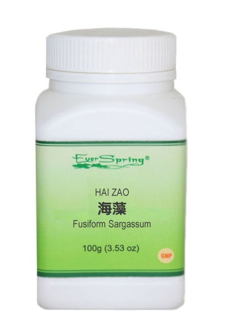 Ever Spring Hai Zao 5:1 Concentrated Herb Powder / Fusiform Sargassum / Y085
