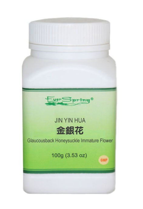 Ever Spring Jin Yin Hua 5:1 Concentrated Herb Powder / Glaucous Honeysuckle Immature Flower / Y115