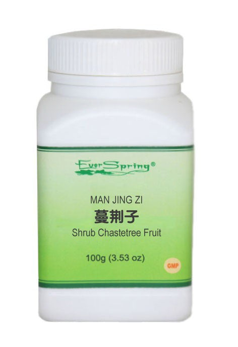 Ever Spring Man Jing Zi 5:1 Concentrated Herb Powder / Simpleleaf Chastetree / Y137