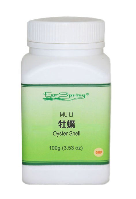 Ever Spring Mu Li 5:1 Concentrated Herb Powder / Oyster Shell / Y141