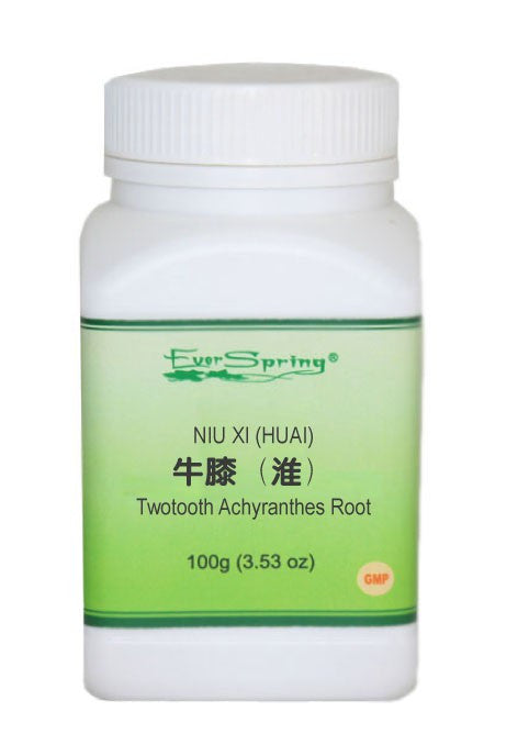 Ever Spring Niu Xi (Huai) 5:1 Concentrated Herb Powder / Twotooth Achyranthes Root / Y146
