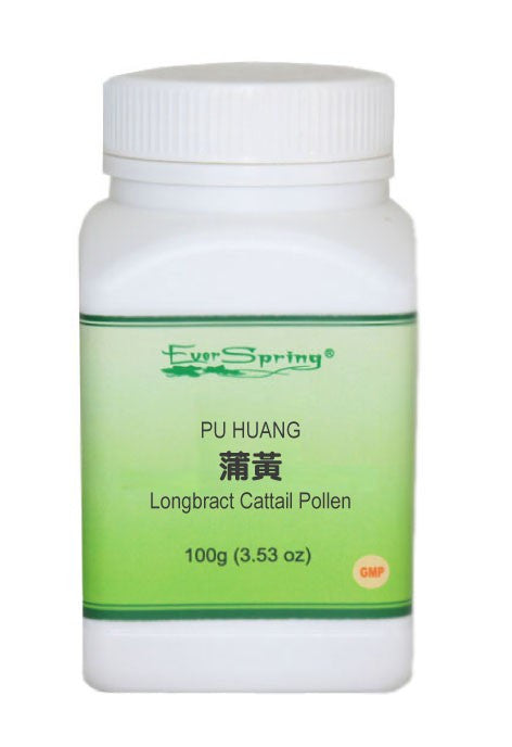 Y150  Pu Huang  / Longbract Cattail Pollen / 5:1 Concentrated Herb Powder