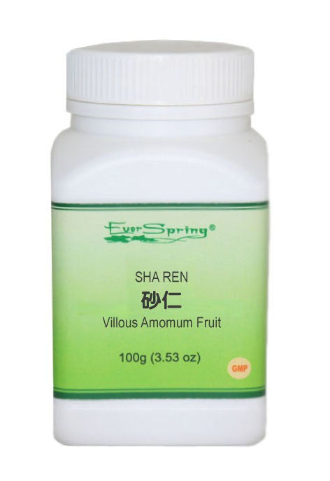 Ever Spring Sha Ren 5:1 Concentrated Herb Powder / Villous Amomum Fruit / Y174