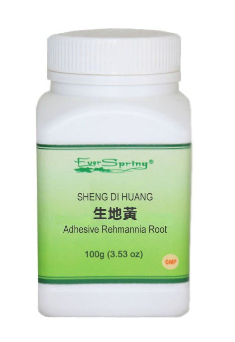 Ever Spring Sheng Di Huang 5:1 Concentrated Herb Powder / Adhesive Rehmannia Root / Y182