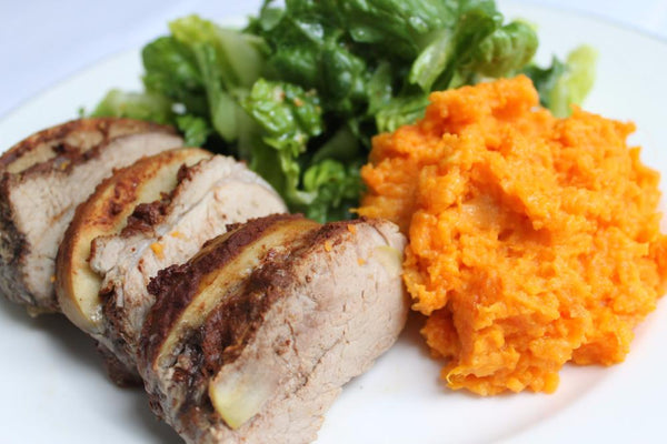 Sweet & Savoury Pork Tenderloin