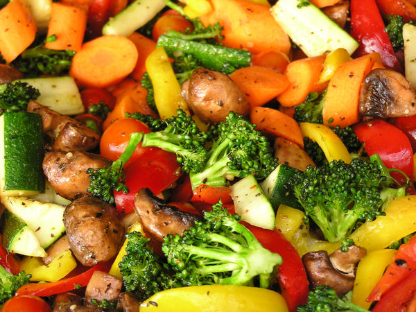 Seasonal Vegetable Medley