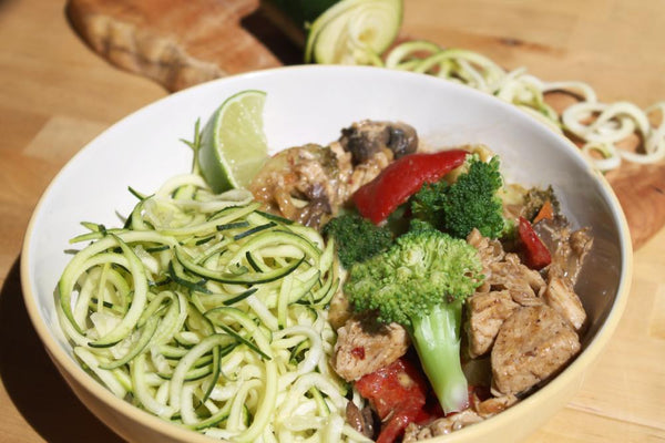 Thai Almond Stir Fry