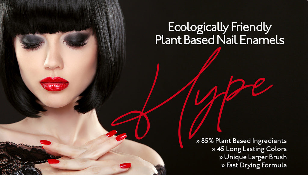 Hype 06-Fire Nail Polish