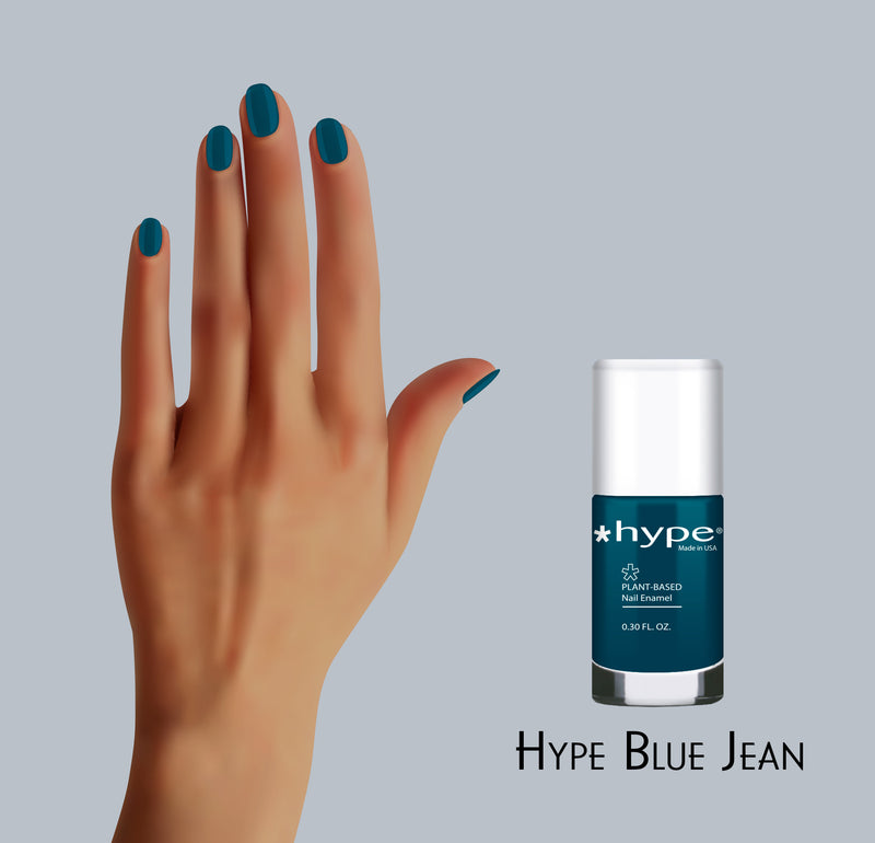 19 Blue Jean - *Hype Nail Polish