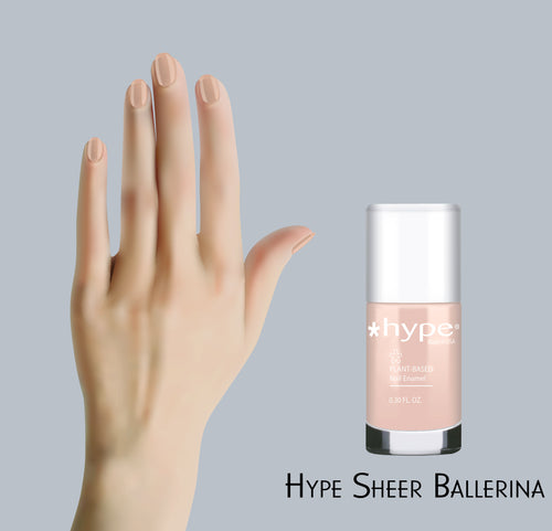 35 Sheer Ballerina - *Hype Nail Polish
