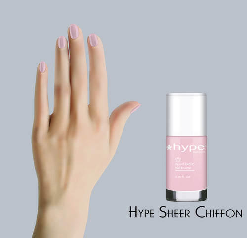 31 Sheer Chiffon - *Hype Nail Polish