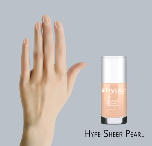 34 Sheer Pearl - *Hype Nail Polish