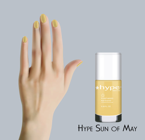43 Sun of May - *Hype Nail Polish