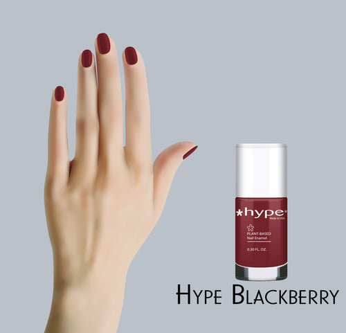 12 Blackberry - *Hype Nail Polish