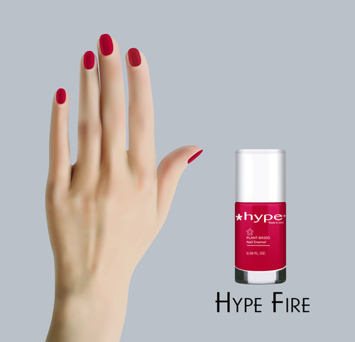 07 Fire - *Hype Nail Polish