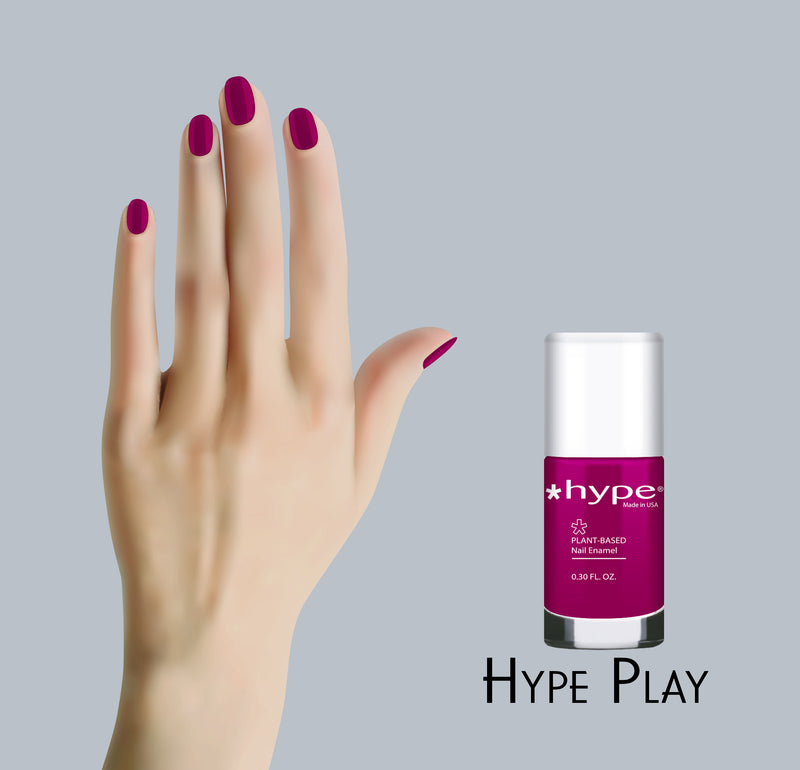 11 Play - *Hype Nail Polish