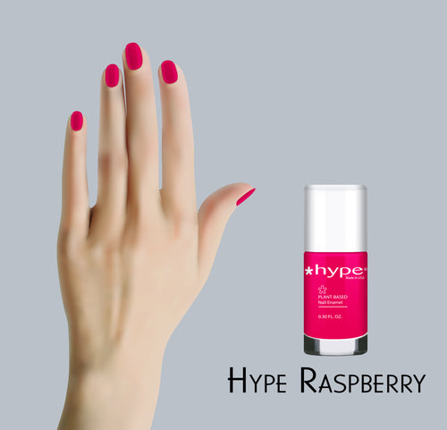 05 Raspberry - *Hype Nail Polish