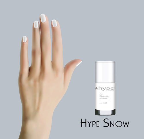 14 Snow - *Hype Nail Polish
