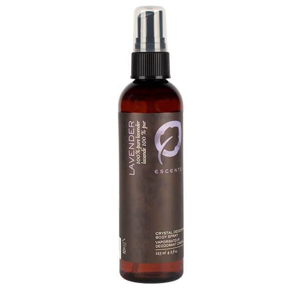 Deodorant Spray Lavender 125 ml. / 4.2 fl. oz. - Escents USA