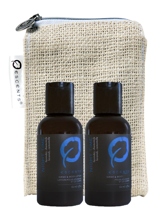 Mini Night Time Duo Bundle - Escents Aromatherapy Canada