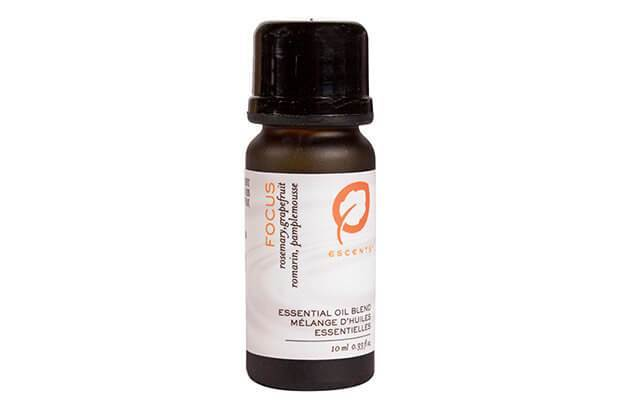 Focus 10 ml - Escents Aromatherapy Canada
