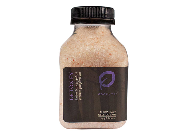 Bath Salt Detoxify 250g - Escents USA