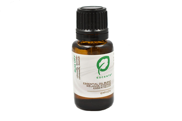 Bug Off 15 ml 0.5 fl oz - Escents Aromatherapy Canada