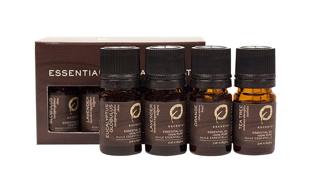 Essential Oil Starter Kit - Escents Aromatherapy Canada ?id=2448110420013