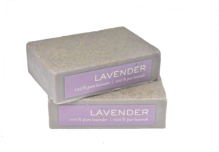 Bar Soap Lavender - Escents Aromatherapy Canada
