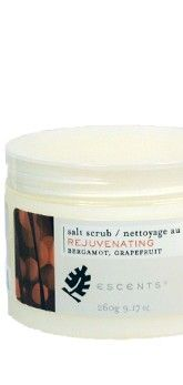 Salt Scrub Rejuvenating 260 g. / 9.17 oz. net wt.