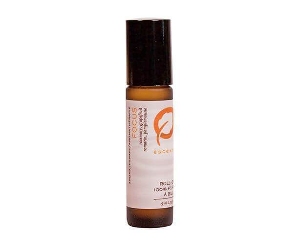 Roll-On Focus 9 ml. / .33 fl. oz. - Escents Aromatherapy Canada ?id=2346818994221