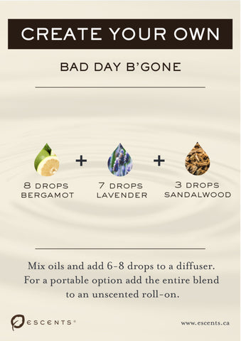 Bad Day Be Gone Diffuser Blend