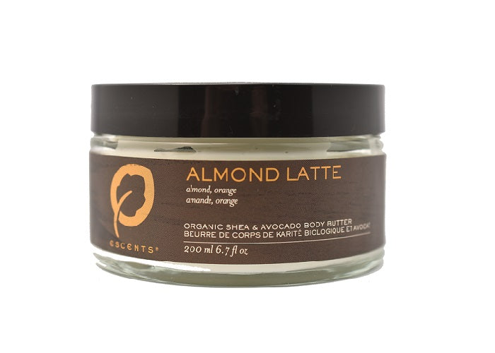 Body Butter Almond Latte 200ml