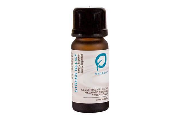 Stress Relief 15ml 0.5fl oz - Escents Aromatherapy Canada